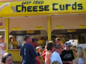 Original Deep Fried Cheese Curds